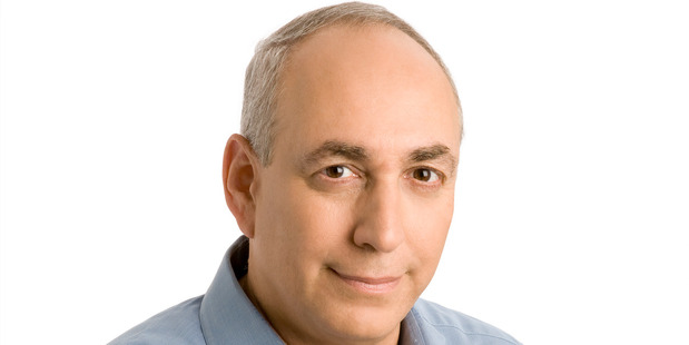Chemi Peres, founder VC firm Pitango and son of a former PM. Photo / Supplied