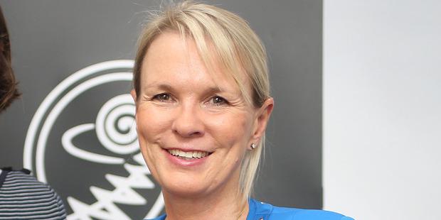 Netball NZ CEO Hilary Poole. Photo / Doug Sherring