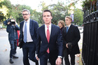Oliver Curtis has been found guilty of insider trading. Photo / AAP