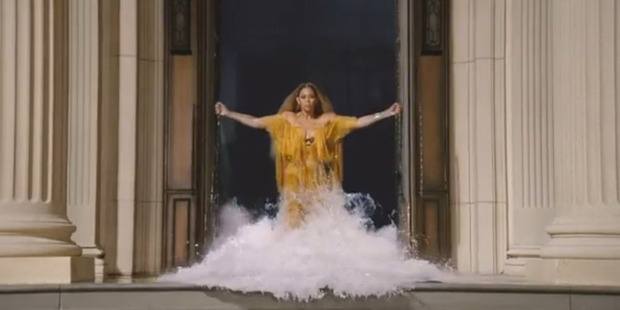Loading Someone's brave enough to come at Queen Bey, saying Lemonade ripped off his short film. Photo / Supplied