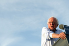 Bernie Sanders goes to Washington