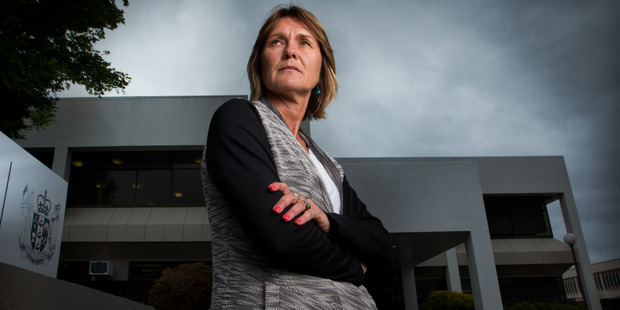 Loading Louise Nicholas has become a 'guardian angel' for sexual abuse victims. Photo / Stephen Parker