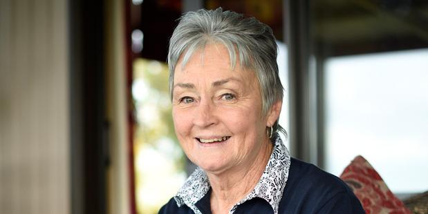 Outgoing Tauranga and Western Bay of Plenty Grey Power president Christina Humphreys.