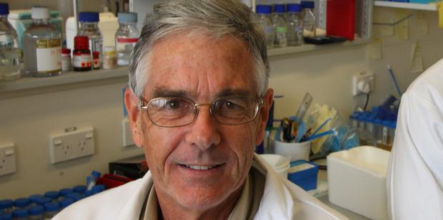 Professor Bill Denny. Photo / Paul Estcourt