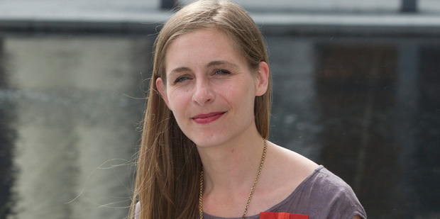 Author Eleanor Catton. Photo / Mark Mitchell