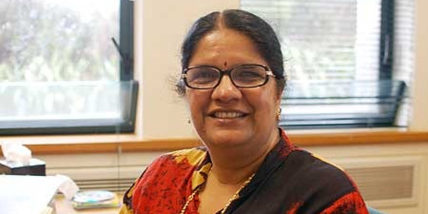 Dr Pushpa Wood. Photo / Supplied