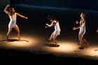 Members of the Okareka Dance Co performing in Mana Wahine. File photo / NZME.