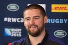 All Blacks hooker Dane Coles is preparing to lead his side through what he is expecting to be