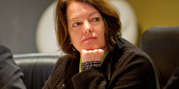 QUESTIONED: Regional councillor and CHB landowner Debbie Hewitt is seeking advice over questions of whether she has a pecuniary interest in the Ruataniwha Dam. PHOTO FILE