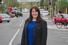 Hastings City Business Association manager Susan McDade. Photo / Glenn Taylor