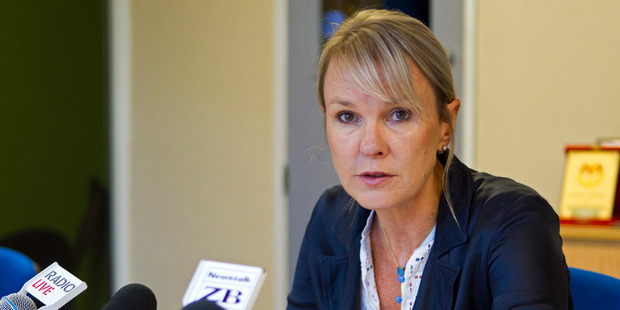 Poole said she now plans to focus on her governance and commercial career. Photo / NZPA