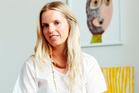 Melbourne jewellery designer Lucy Folk.