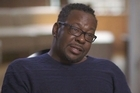 Bobby Brown believes he had sex with a ghost.