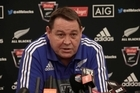 All Blacks coach Steve Hansen on selections for first test against Wales.
