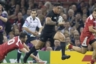 Rugby writers Gregor Paul & Pat McKendry comment on All Blacks first test selections.