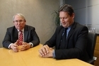 Interview with CEO's John Fellet & Russell Stanners about the Vodafone & Sky TV merger.