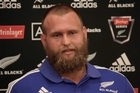 All Blacks prop Joe Moody comments on his selection for the first test match against Wales.