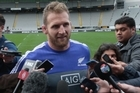 All Blacks captain Kieran Read has called on his side to play with composure while not stifling their attacking instincts in their first test of the year against Wales at Eden Park tomorrow.
