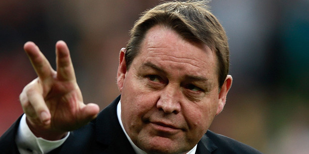 Loading Steve Hansen is quite happy to be underestimated. He's not so keen on being misunderstood. Photo / Getty Images.