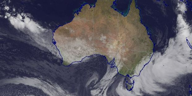 The Bureau of Meteorology has also declared a severe weather warning along the entire NSW coast. Photo / Bureau of Meteorology