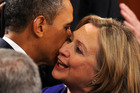 President Barack Obama has officially endorsed Hillary Clinton. Photo / Getty Images