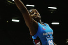 haniele Fowler-Reid's shooting stats of 64 from 66 was just short of her league record. Photo / Getty