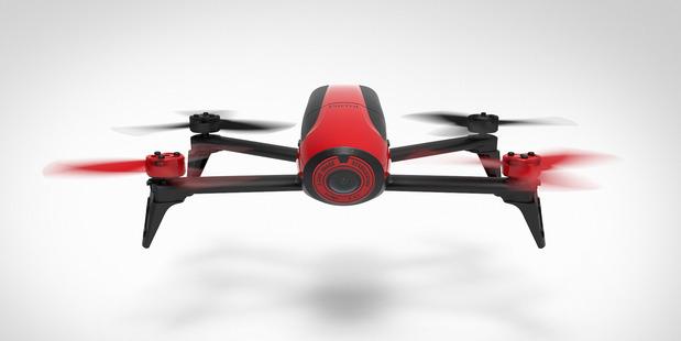 Parrot's Bebop 2 drone.