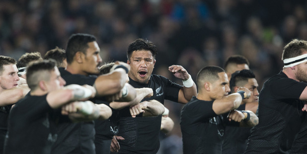Loading Keven Mealamu played in 23 wins at Eden Park. Photo / Greg Bowker