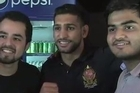 'Muhammad Ali was my hero', British boxer Amir Khan tells AFPTV in Pakistan, adding that he wants to follow in the boxing icon's footsteps.