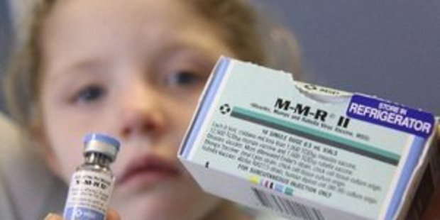 PREVENTION: Receiving two doses of the MMR vaccine is your best protection against measles, according to the Midcentral District Health Board. PHOTO: SUPPLIED