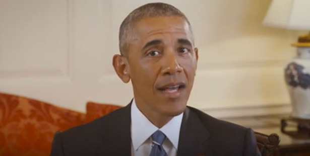 Loading Barack Obama endorses Hillary Clinton in a newly released campaign video.