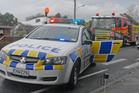 Police said they were called to an incident in Hari Hari, south of Greymouth. Photo / File