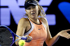 Maria Sharapova has been banned for two years. Photos / AP