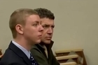 The father of a 20-year-old man convicted of sexually assaulting an unconscious woman at Stanford University last year is defending his son's crime and says he should not go to jail.  Here is the original video from last year of Brock Turner entering his not-guilty plea.
