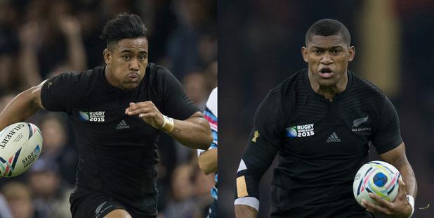 Loading Julian Savea and Waisake Naholo will provide double trouble for Wales. Photo / Brett Phibbs