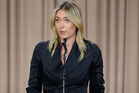 Maria Sharapova. Photo / AP