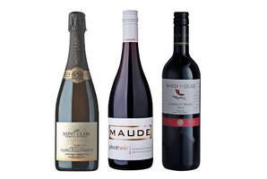 Wine: Three luscious lovelies