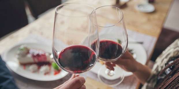 A wine buff says keeping red wine in the fridge will help to preserve the flavour. Photo / Getty