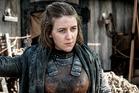 Gemma Whelan as Yara Greyjoy. Photo / HBO