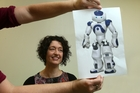 Chris Duggan is looking forward to hosting two humanoid robots at the House of Science. Photo / John Borren
