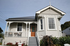 1 Waterview Rd, Devonport, Auckland, home of Avi and Miriam Shaul. Photo / Fiona Goodall, Getty Images.