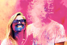 Get amongst the festival of colour this weekend in Whangamata.