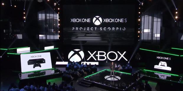 Microsoft's E3 2016 Xbox event.