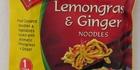 Tasty Bite Lemongrass & Ginger Noodles. Photo / Supplied