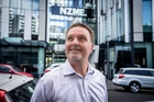 Michael Boggs, chief executive of NZME, is embarking on a roadshow to meet current and potential shareholders. Picture / Michael Craig