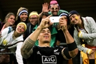 Selfie king Sonny Bill Williams. Photo / Getty Images