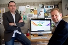Documents with Precision co-founders Nick McDonald and Phil Waylen hope to inspire small business owners.