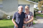 Des and Dot Thiele were out of their Anzac Parade home for about 10 months. Photo/Bevan Conley