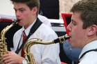 Concord Band hosts the popular Hawke's Bay Festival of Bands.