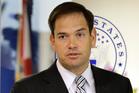Senator Marco Rubio, of Florida. Photo / AP